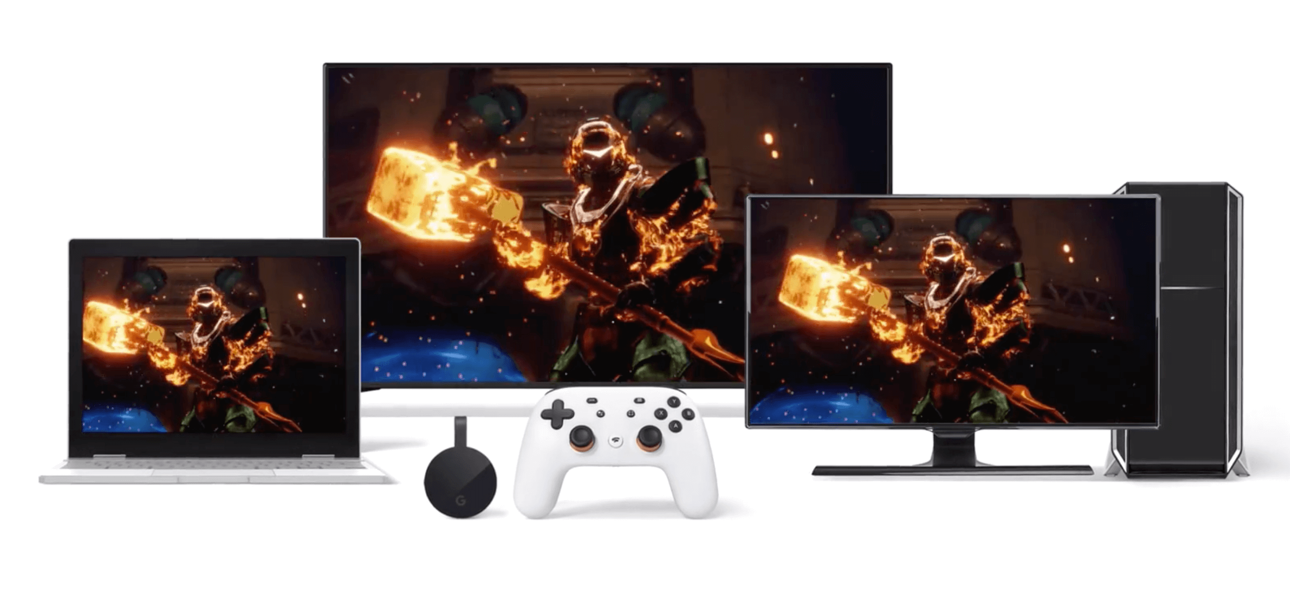 Google Tests Stadia Over 4G and 5G Connections