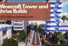 Photo of 10 Minecraft Tower and Highrise Builds