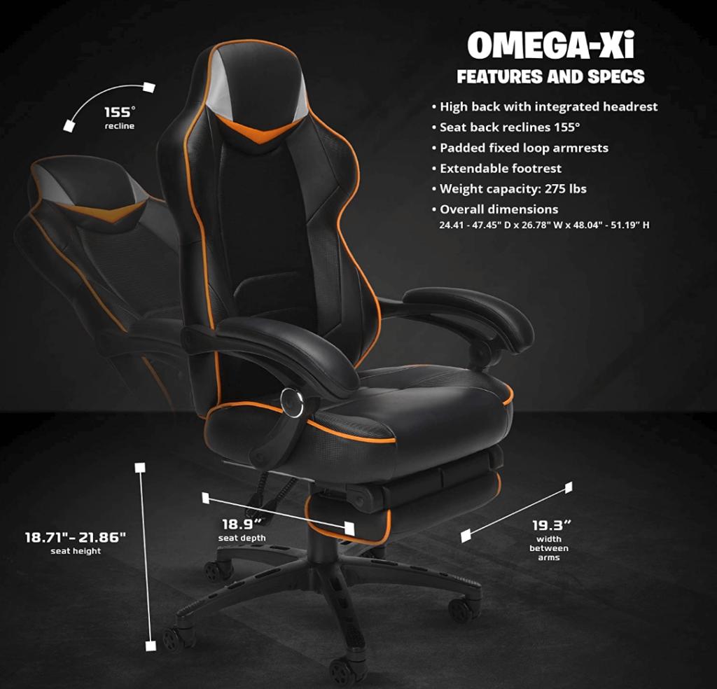 RESPAWN OMEGA-Xi