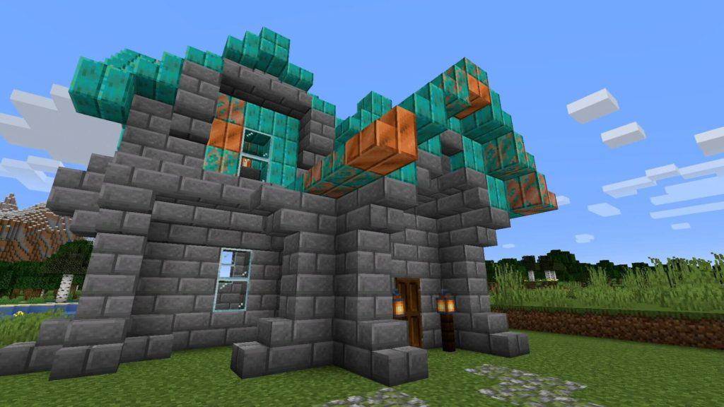 New Ore Minecraft Live 2020