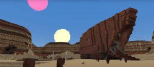 Minecraft's Star Wars DLC