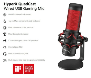 HyperX QuadCast (2020)