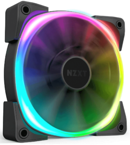 NZXT AER RGB 2 (colored fans)