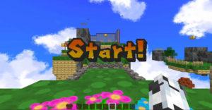 Minecraft with Super Mario 16