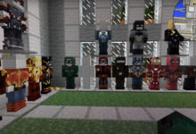 Photo of Minecraft Superhero Life with Fisk's Superheroes Mod