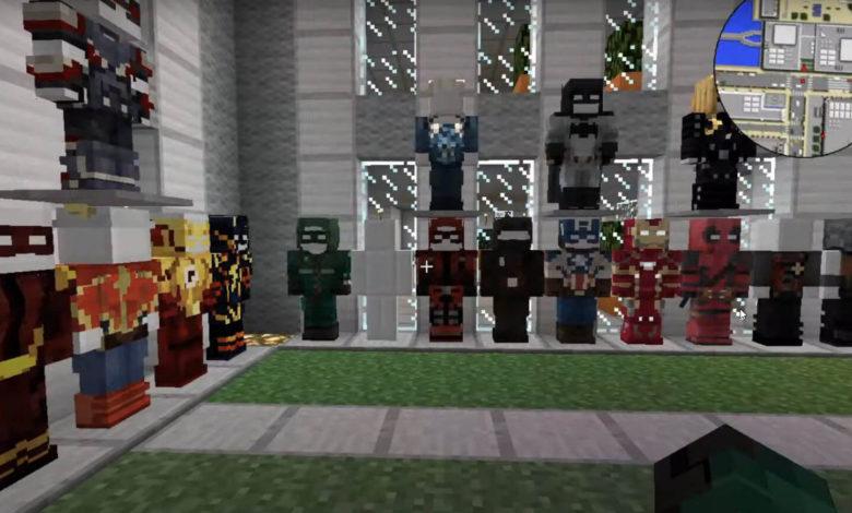 Photo of Minecraft Superhero Life with Fisk's Superheroes Mod