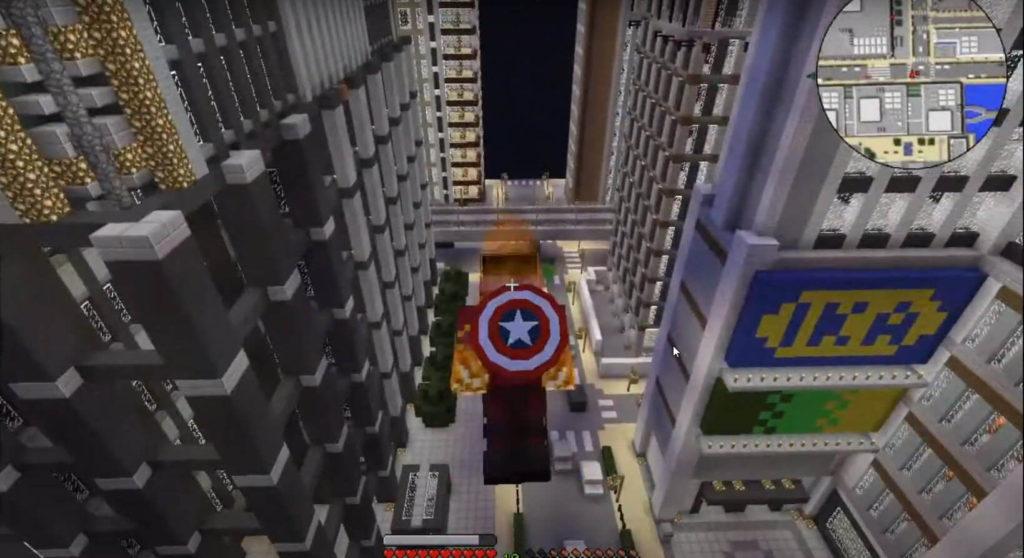 Minecraft Superheroe mod pack