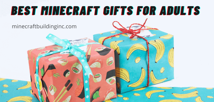 Best Minecraft Gifts For Adults