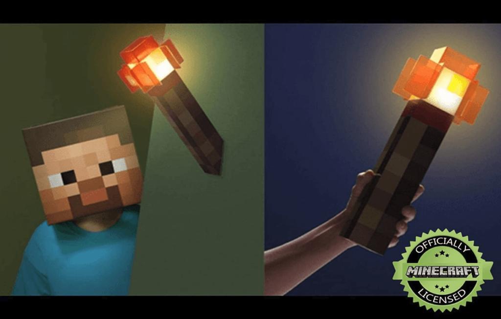 Minecraft Redstone Torch LED Lamp
