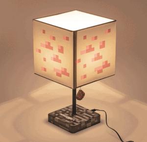 Minecraft Table Lamp