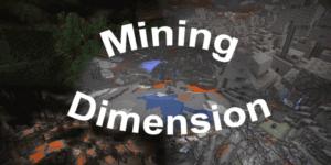 Minecraft Caves Mining DataPack