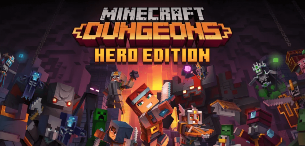 Minecraft Dungeons Hero Edition Review