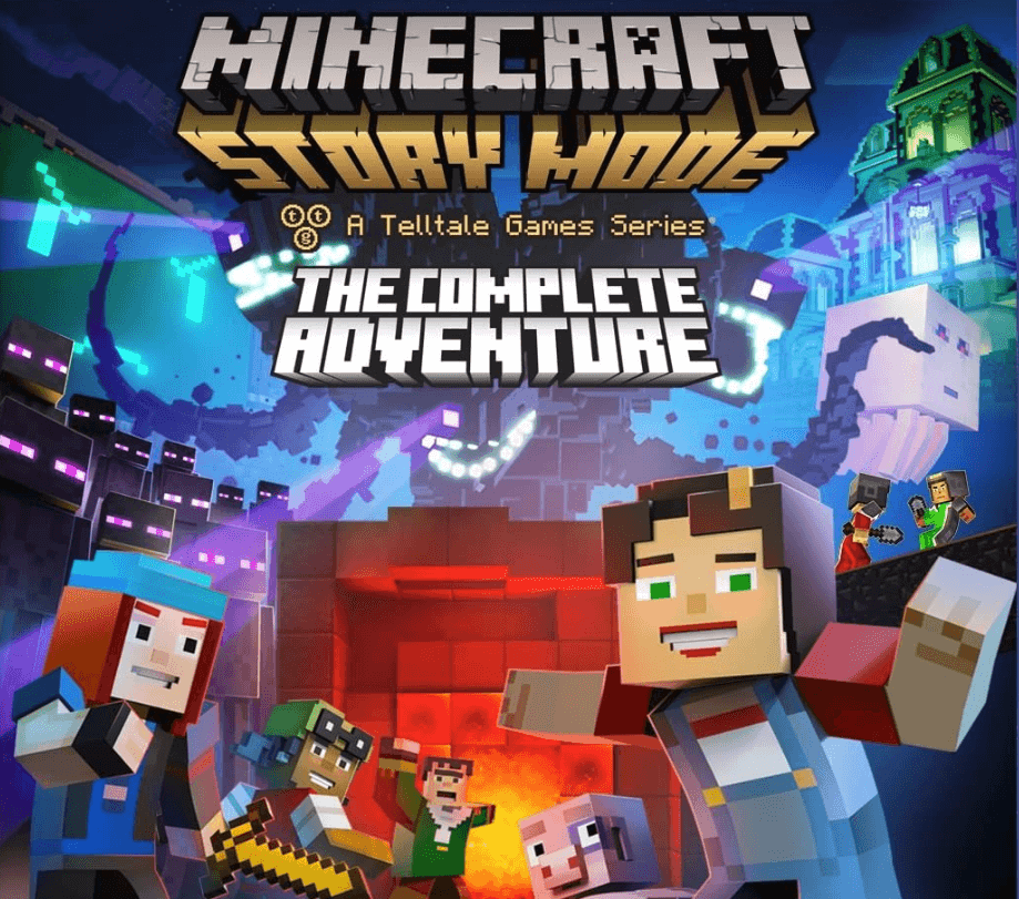 Minecraft Story Mode Edition Reviewed