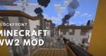 Minecraft WW2 Mod BlockFront