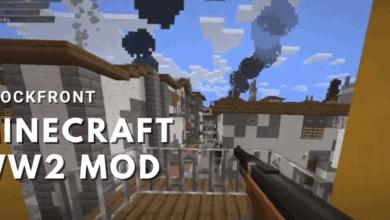 Photo of Minecraft WW2 Mod BlockFront