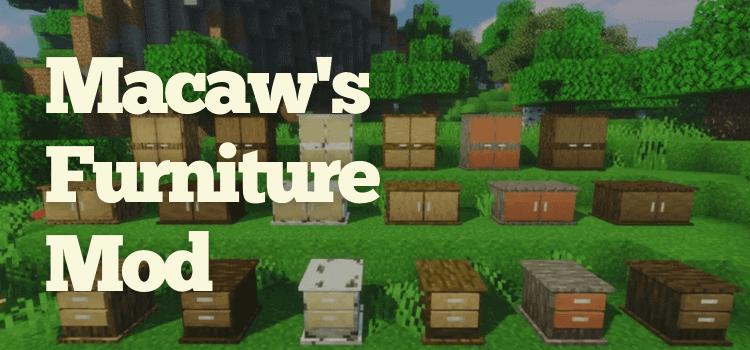 Macaw Furniture Mod 2.0.1
