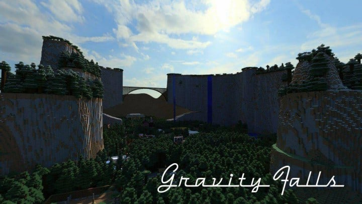 Photo of Gravity Falls Recreation