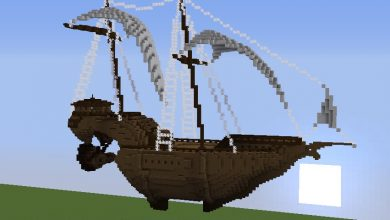 Photo of Flying Ship