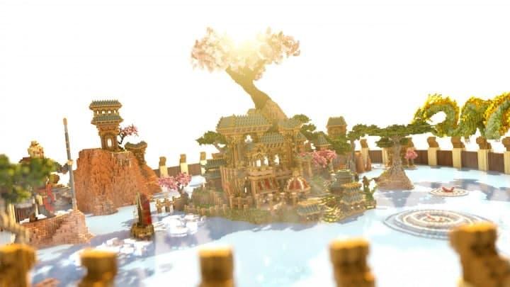 akira-rakani-minecraft-build-water-pond-beautiful-amazing-3