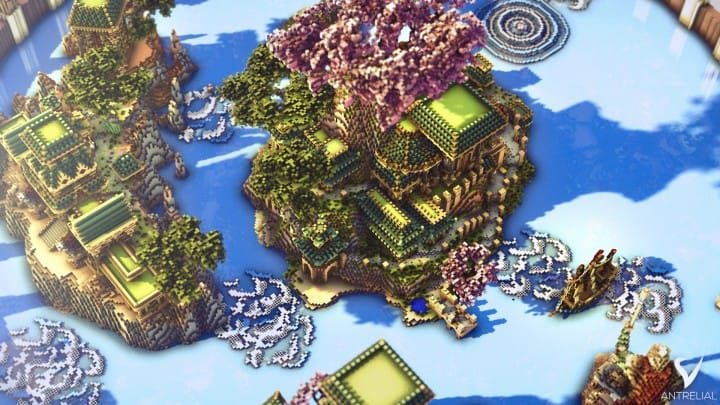 akira-rakani-minecraft-build-water-pond-beautiful-amazing-5