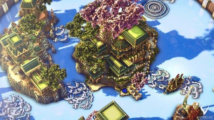 akira-rakani-minecraft-build-water-pond-beautiful-amazing-5