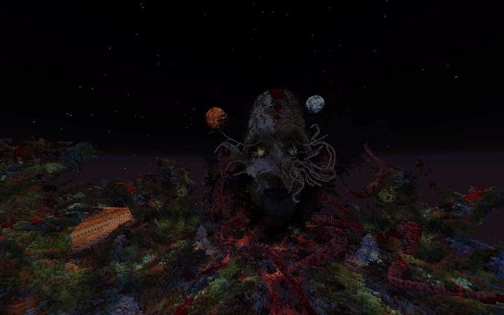 Akumu - The Dream Consumer Minecraft Building Ideas download future amazing contest winner 10