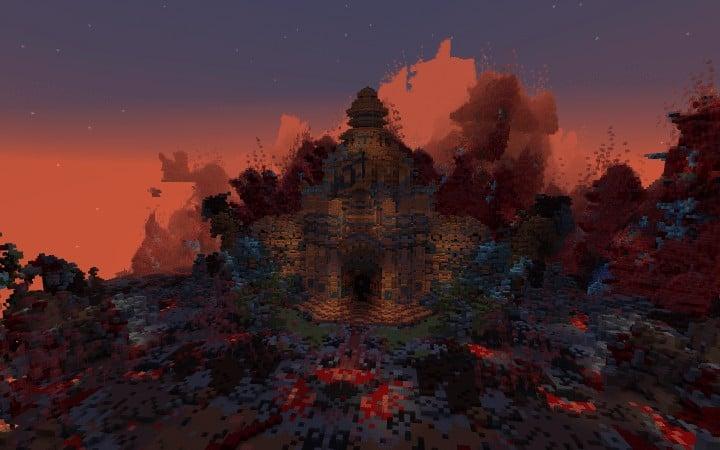 Akumu - The Dream Consumer Minecraft Building Ideas download future amazing contest winner 4