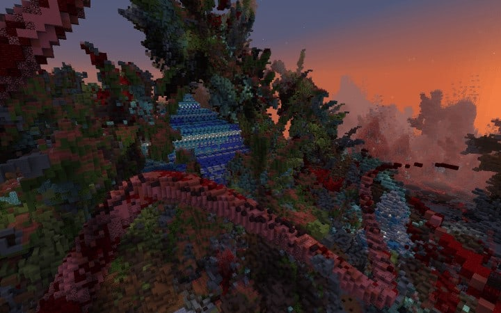 Akumu - The Dream Consumer Minecraft Building Ideas download future amazing contest winner 6