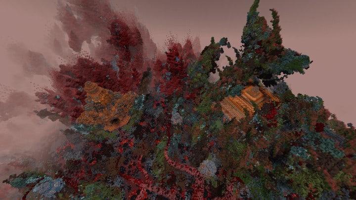 Akumu - The Dream Consumer Minecraft Building Ideas download future amazing contest winner 7