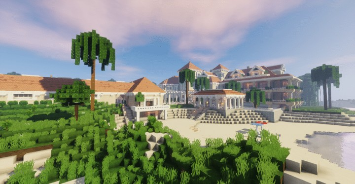 Photo of 10 Amazing Minecraft Mansions