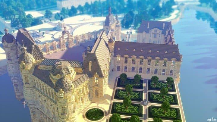 Photo of Chateau de Chantilly [1.8-1.12]