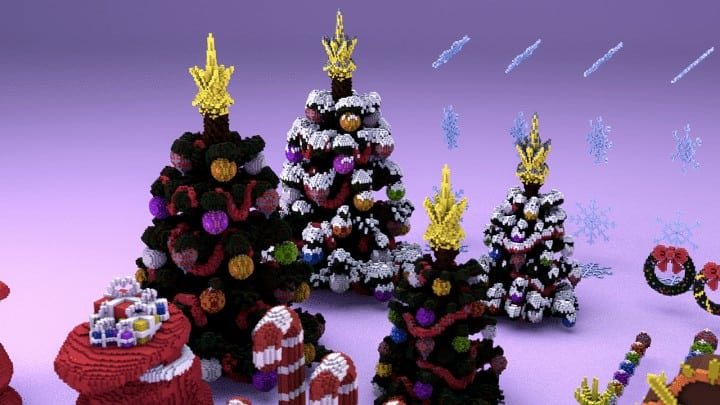 christmas-build-pack-by-nightlyowls-minecraft-building-ideas-xmas-holiday-snow-santa-owl-trees