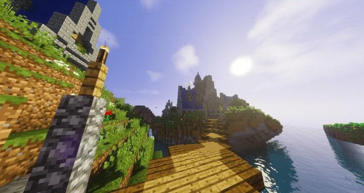 Monster Inc Minecraft Builds