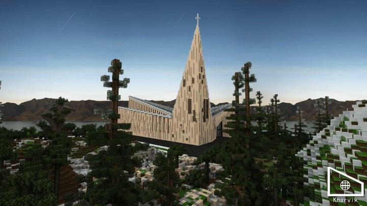 Knarvik Church