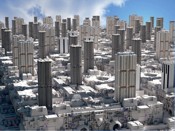 Photo of Galactic City (Coruscant) | Star Wars
