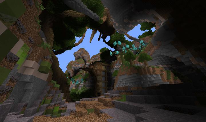 Haven Voxelsniper Terrain Minecraft Building Inc