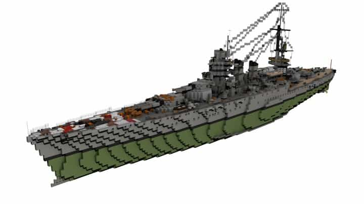 how to build a battleship