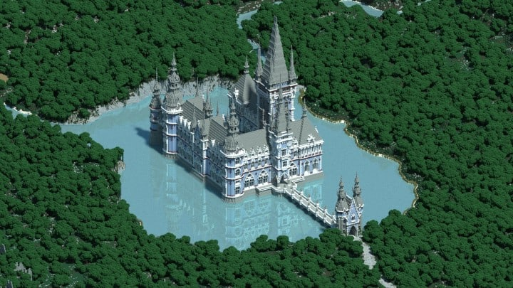 Lake District – Minecraft Building Inc