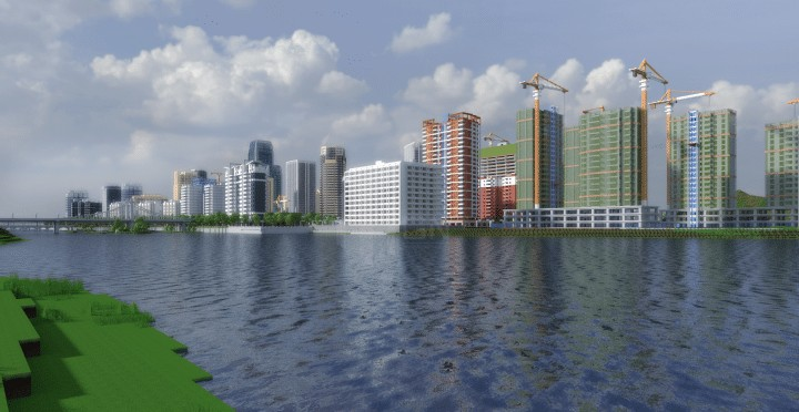 Photo of Luohe County Phase II | Chinese Realistic County