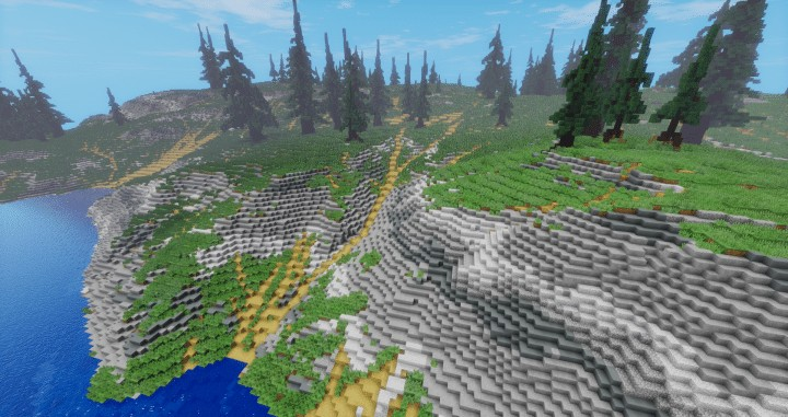 Mystic island flat terrain for builders minecraft building inc download mystic island flat terrain for builders gumiabroncs Gallery