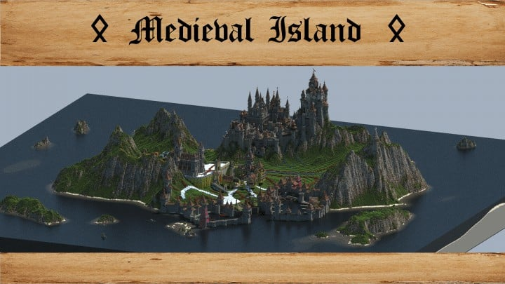 Photo of Medieval Island
