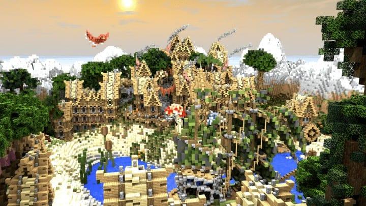 Photo of Medieval Village