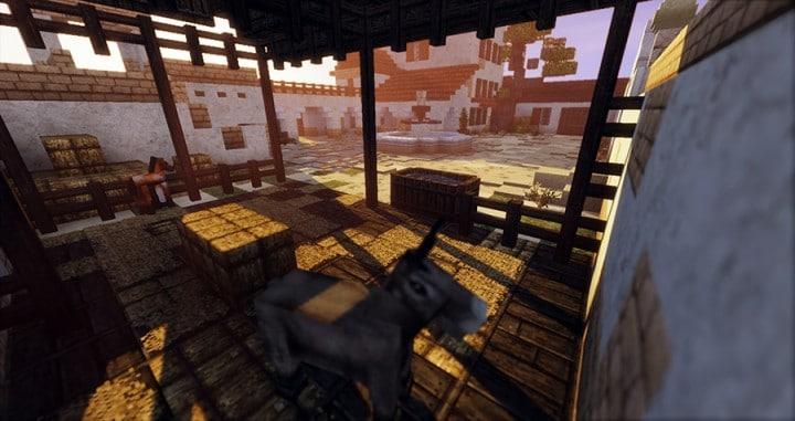 mexican-hacjenda-house-ranch-farm-donkey-minecraft
