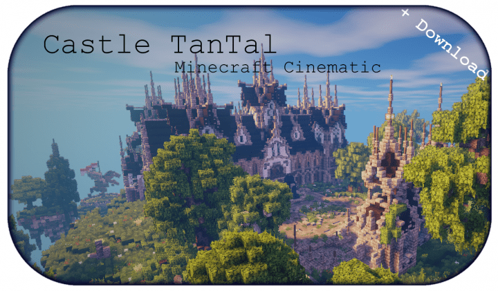 Photo of Minecraft Cinematic | Fantasy Castle | Tantal