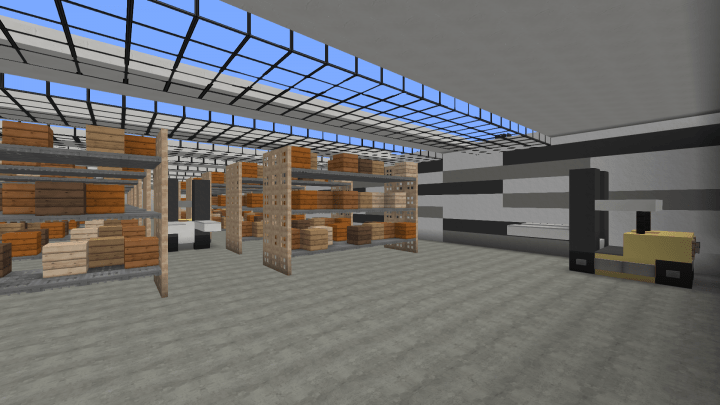 Modern House Design Exterior Minecraft
