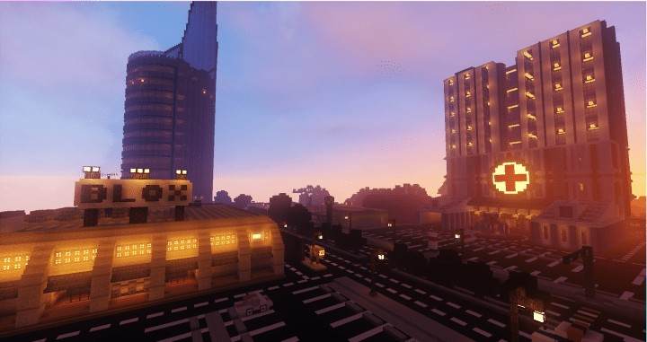 Photo of Zingopolis City | Minecraft