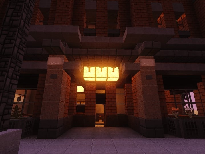 Modern Apartment Building Minecraft Building Inc