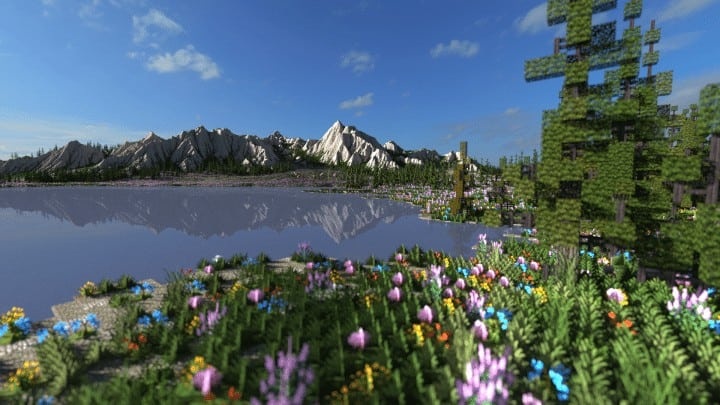 Photo of Mountain Valley Meadow | Ultra Realistic Terrain