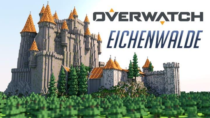 overwatch-eichenwalde-castle-minecraft-building-ideas-download-save-world-castle