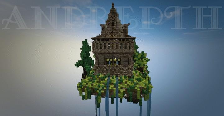 phaendar-medieval-church-island-minecraft-build-floating-4